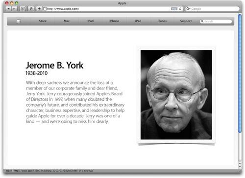 Jerome B. York